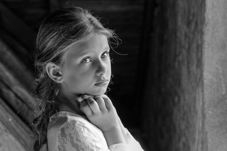 Close-up jonge vrouw